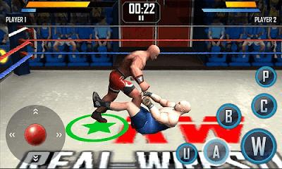Real Wrestling 3D v1.6 Mod Apk (Unlimited Money)2