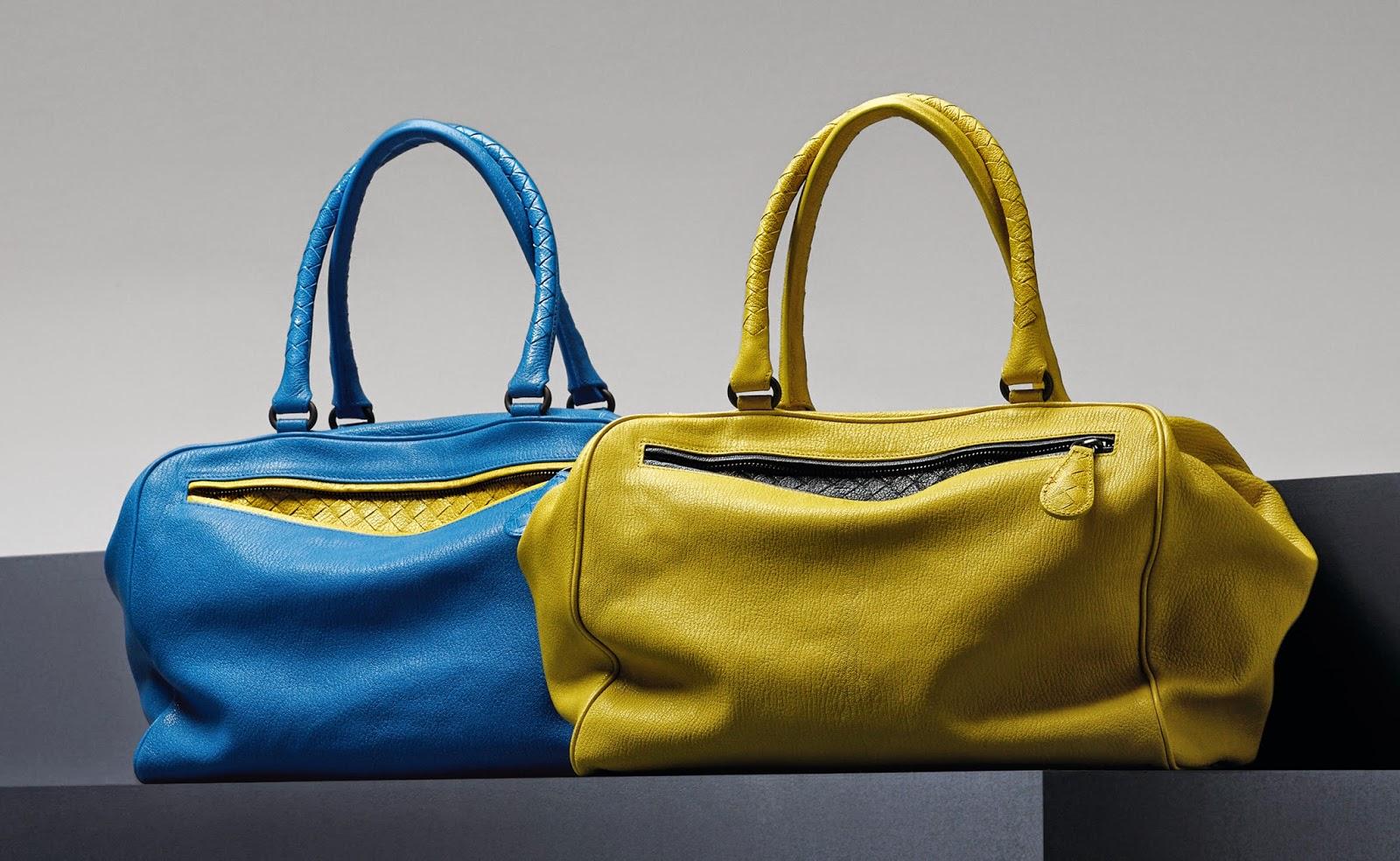 Bottega Veneta's New Madras Heritage Brera Bag