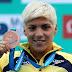 Ana Marcela Cunha é medalha de bronze no Mundial de Desportos Aquáticos