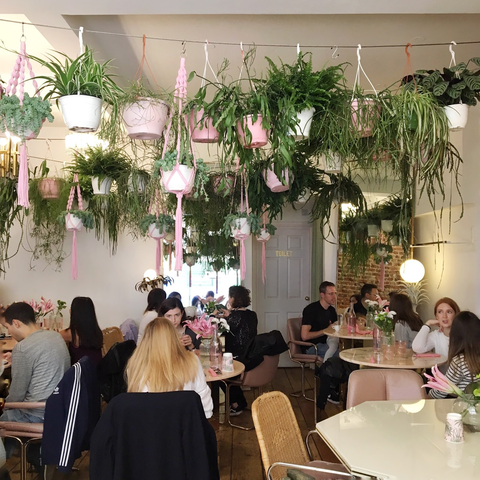 palm vaults food review hackney