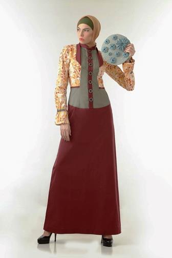 Blezer Batik Modern