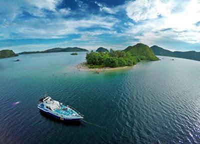 pulau setan wisata mandeh