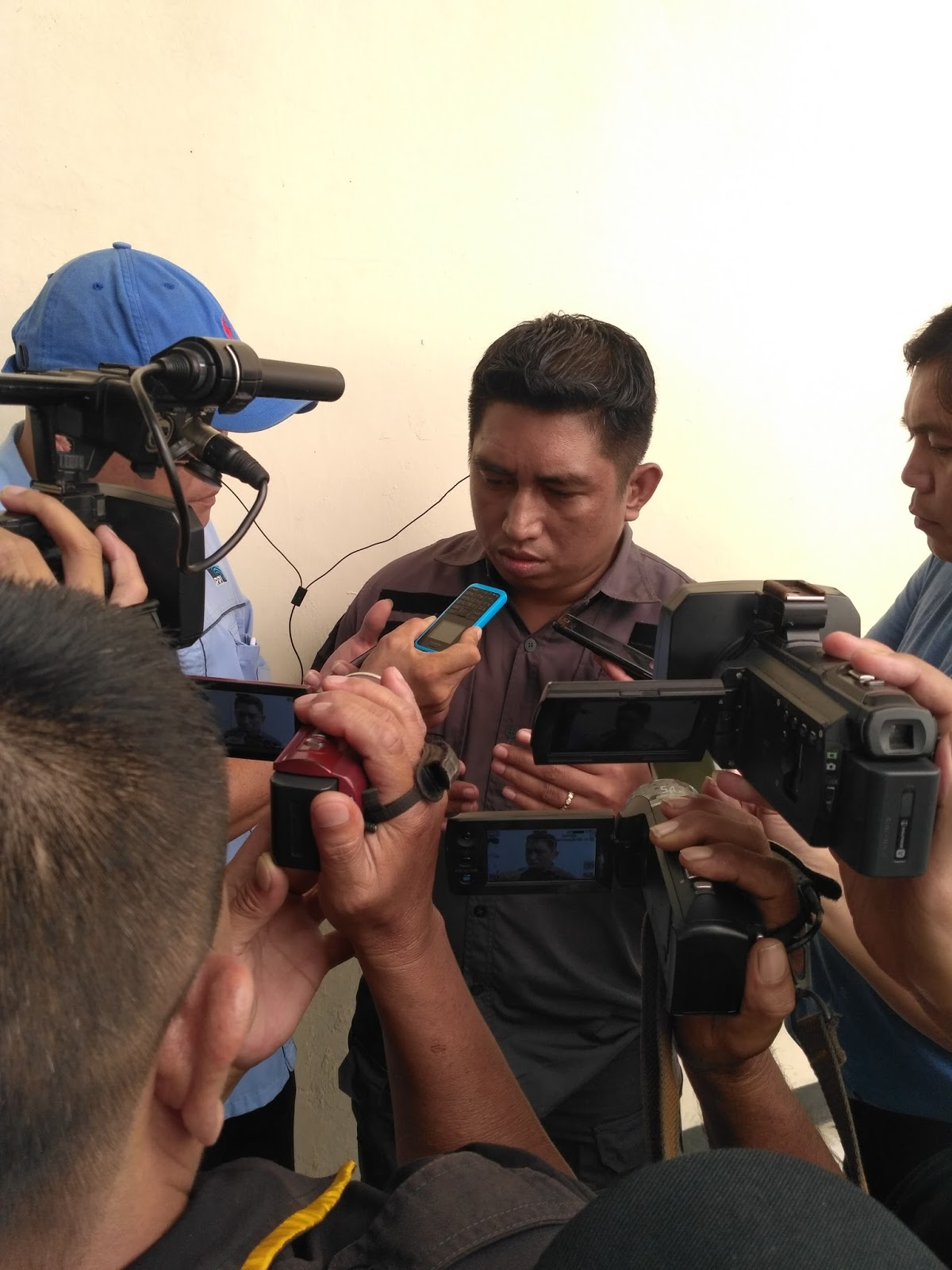Wahhh, Ketua Hanura Sulut Dilaporkan Karena Ancam Warga Pakai Jasa Preman