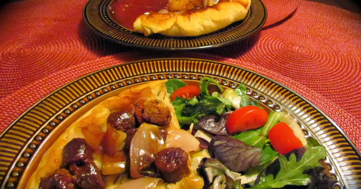 La cuisine de messidor tarte tatin aux merguez for La fontaine aux cuisines