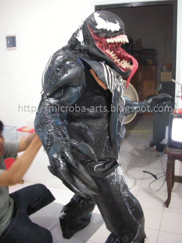 hopu you guys love it ..... for more pic you can see at here & Venom comic vesion