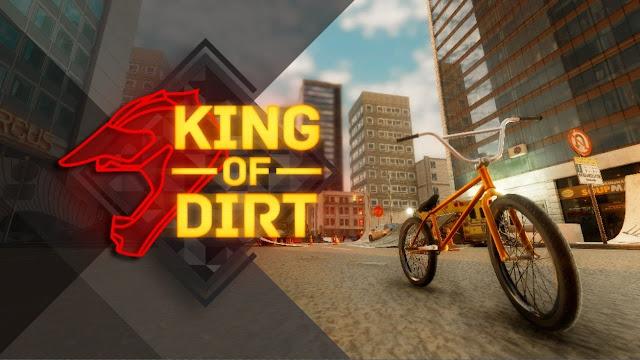 تحميل لعبة الدراجات الهوائية  King Of Dirt للكمبيوتر والاندرويد apk برابط مباشر مجانا