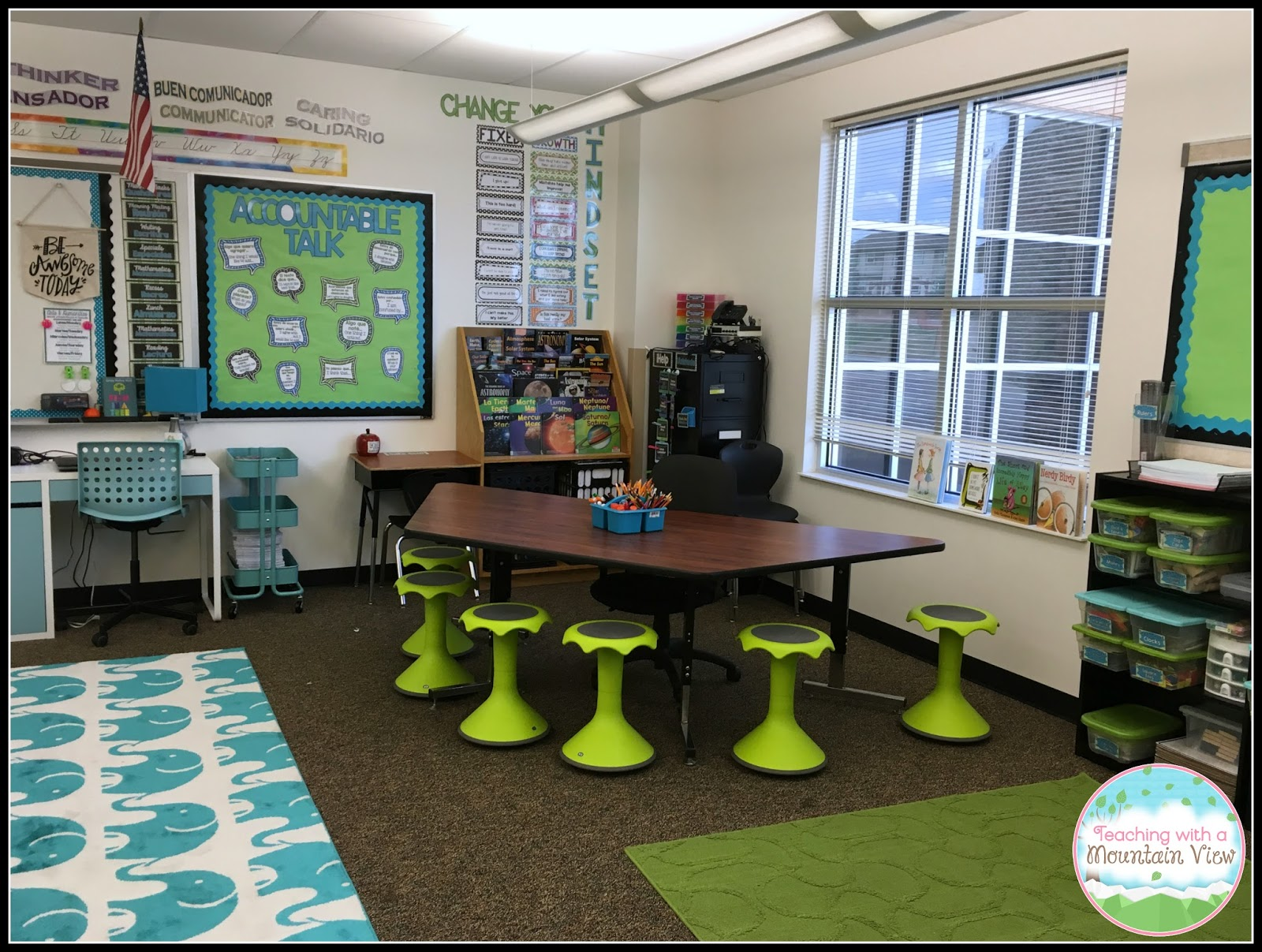 Teaching With A Mountain View Classroom Snapshots 2016 2017