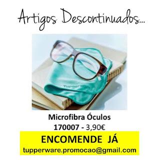 170007 - Microfibra Óculos tupperware