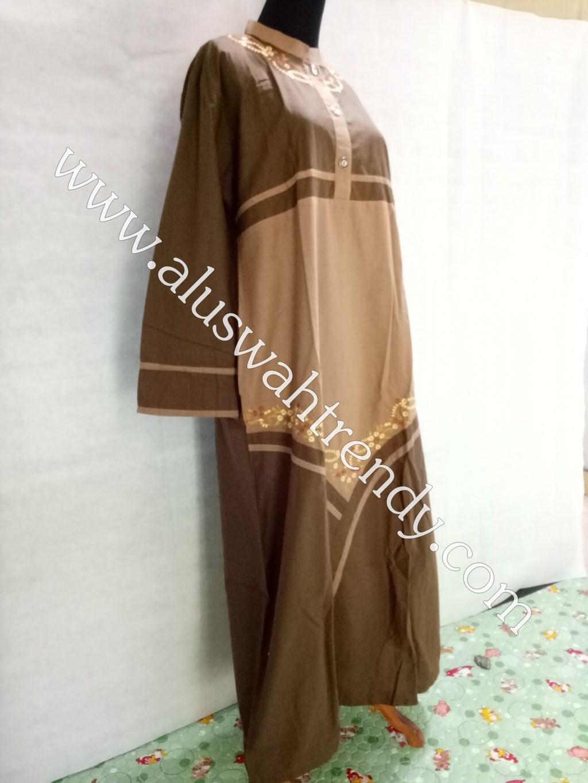 Gamis 012 Bahan Katun