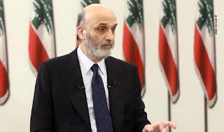 سمير جعجع يعلن استقالة جميع وزراء حزب القوات اللبنانية من الحكومة