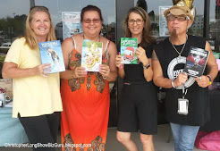 Florida author event - 2019