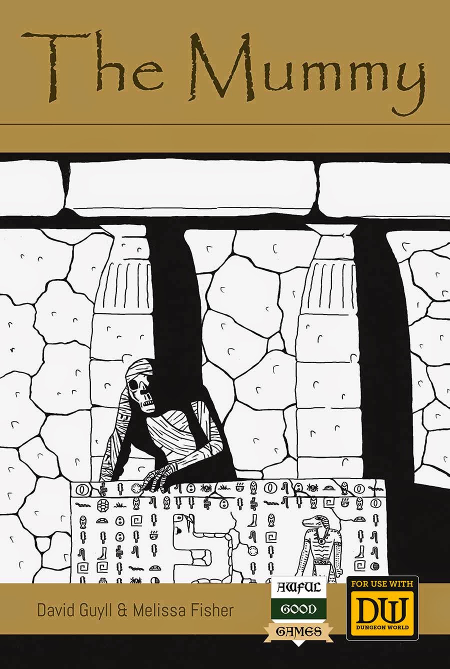 Dungeon World: The Mummy (And Other Stuff) - Points of Light