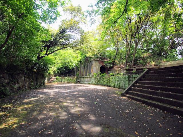観音崎公園  砲台跡