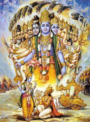 భక్తి యోగము(12 వ అధ్యాయం) bhakti yogam telugu bhagavad gita 1