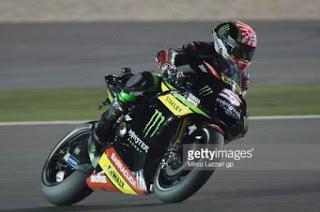 Zarco Tercepat FP3 MotoGP Inggris 2017, Rossi Ke-11