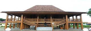 Desain Rumah Limas, Karya Anak Negeri Bangka Belitung