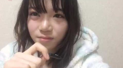 ske48 kawai anna resign mengundurkan diri