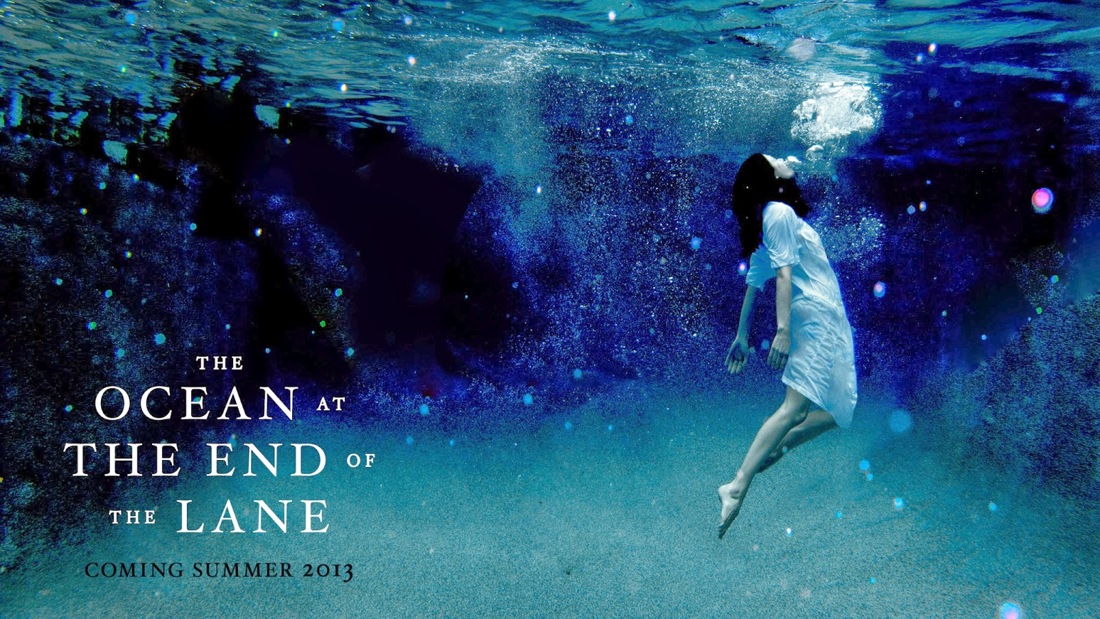 The Ocean At The End Of The Lane By Neil Gaiman: Bookie-Looker: A Blog By Stefanie Sugia