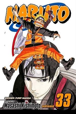 Naruto Tomo 33