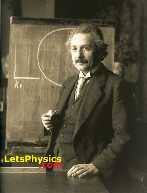 Infamous Inventions of Albert Einstein LetsPhysics.com