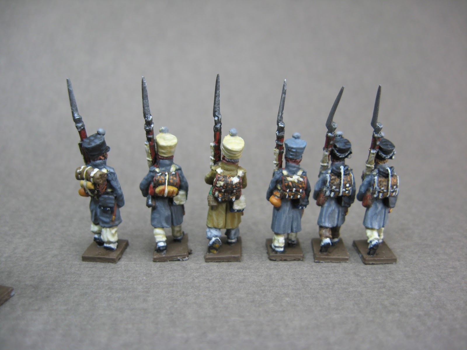 Furphy's Brush with History: AB French Line Infantry In