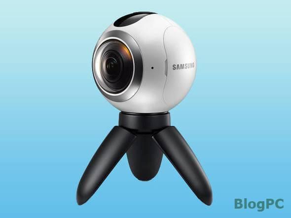 Samsung Gear 360 faz vídeos com resolução 4K em 360 graus
