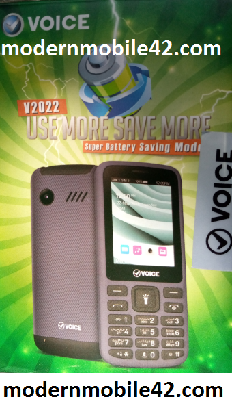 voice v2022 firmware download