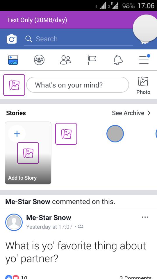 MTN Nigeria partners Facebook To Launch Facebook Flex