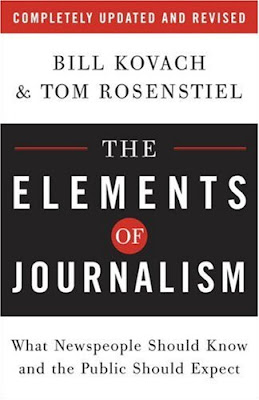 Sembilan Elemen Jurnalisme: Pedoman Wartawan & Media Profesional