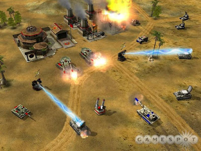 download command and conquer generals game setup for pc