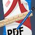 شرح طريقة لانشاء ملفات بصيغة PDF