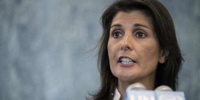 Nikki Haley Throws in Another Dig at the UN As She's Announced Pro-life Keynote Speaker