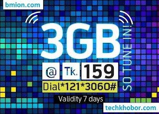 GP-3GB-7Days-159Tk-Dial-*121*3060#