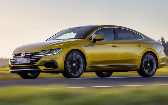2018 Volkswagen Arteon R-Line