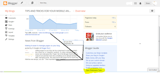 How to submit Blogger Sitemaps to Google webmaster