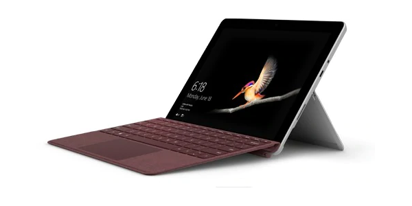 Microsoft Surface Go - Specs