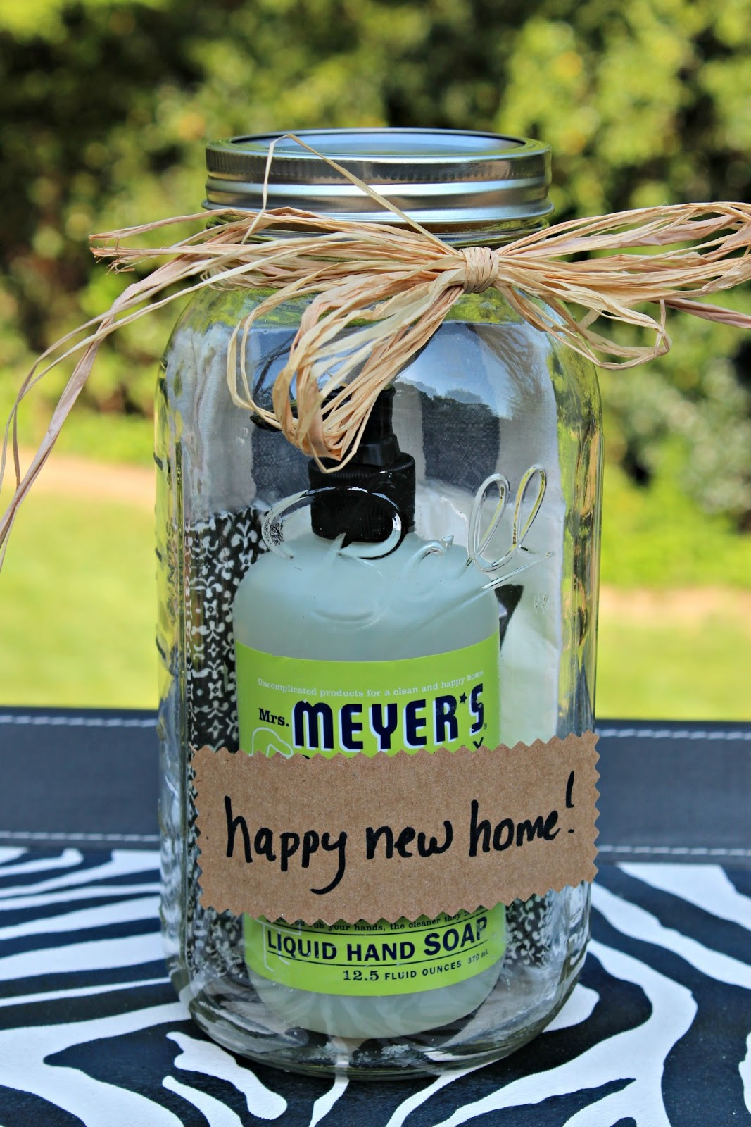 Gift For New Homeowner Woman Mason Jar Housewarming Gift Quotrecipe Quot Southern State Of Mind