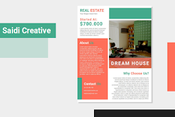 Real Estate Flyer Template Free Download Word File