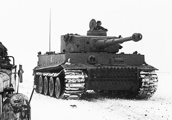 Tiger Großdeutschland