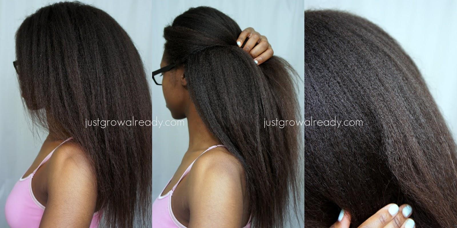 Denman Brush Short Natural Hair
