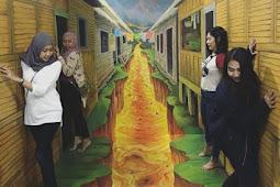 Nikmati Liburan di Puncak Bogor dengan Mengunjungi Museum Lulu, Museum 3D Terbesar