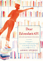 Review: Dear Fahrenheit 451 by Annie Spence
