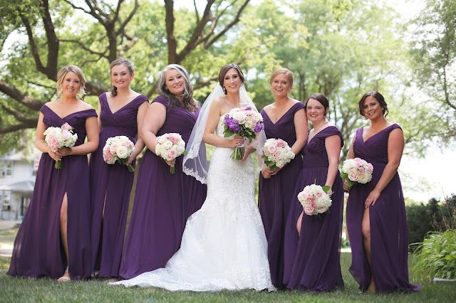 delsta hotel wedding bridesmaids
