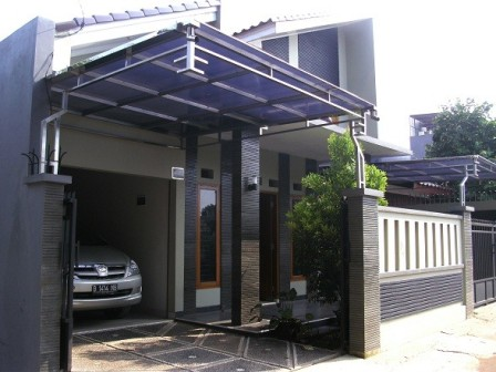 Cara Menciptakan Garasi Rumah - L.A Blog Mania