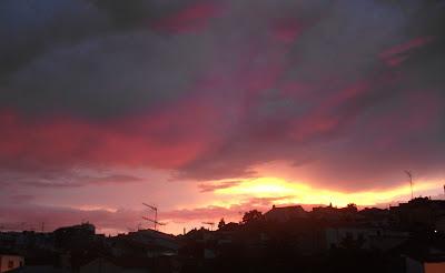 Atardecer con nubes lilas DSCF5876