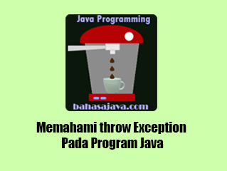 throw exception java