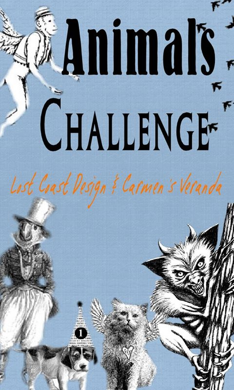 Animal Challenge at the Lost Coast Portal to Creativity