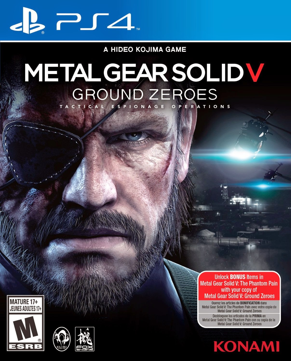 Metal Gear Solid V: Ground Zeroes (Video Game Review