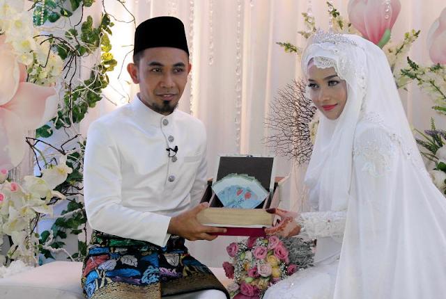 Biodata Joy Revfa Isteri Kepada Hafiz Hamidun