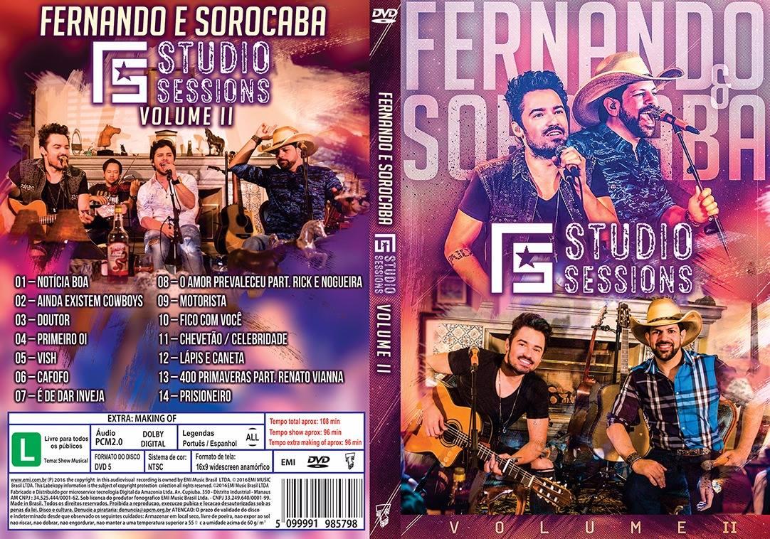 Fernando e Sorocaba FS Studio Sessions Vol.2 Fernando e Sorocaba FS Studio Sessions Vol.2 Fernando 2Be 2BSorocaba 2BFS 2BStudio 2BSessions 2BVol